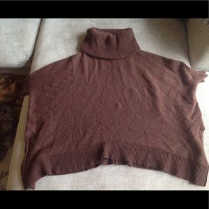 Moving Sale Cashmere Theory Shawl sweater top P XS